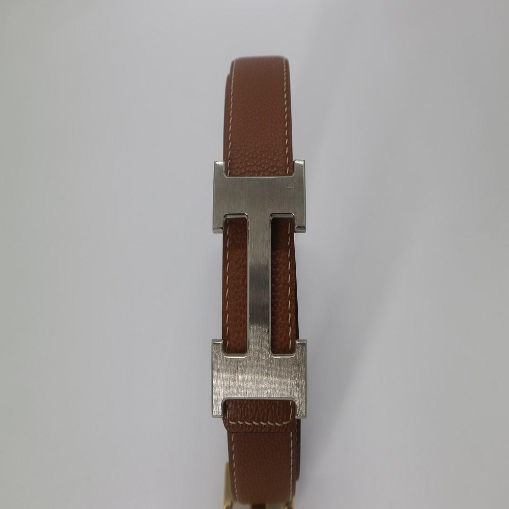 Thắt lưng nam da bò cao cấp mill (TL10003_Bac)