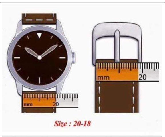 Hướng dẫn đo dây đồng hồ đúng cách