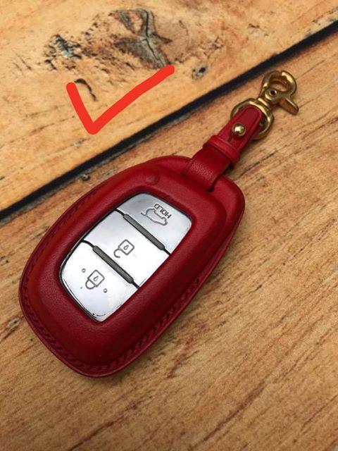 Bao da chìa khóa ô tô cao cấp