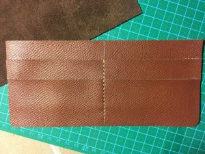 Cách làm ví da nam Handmade 2