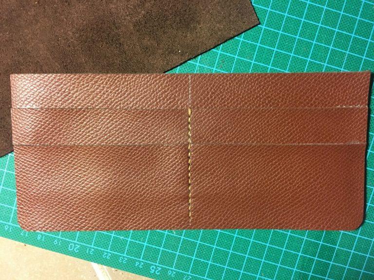 Cách làm ví nam handmade 6 bước