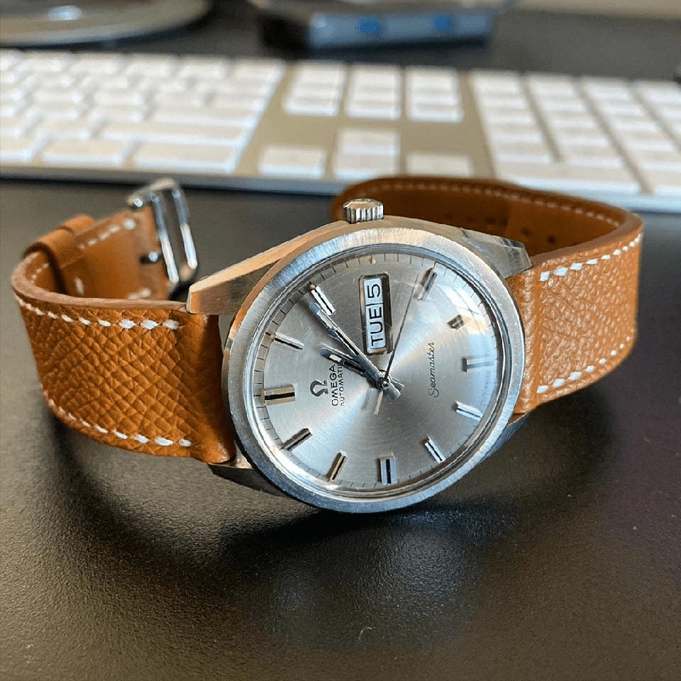 Da Epsom với thiết kế dành cho đồng hồ cao cấp
