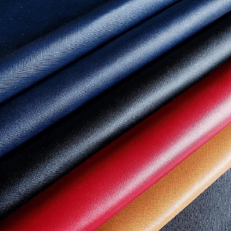 Da Saffiano đặc biệt có rất nhiều màu sắc