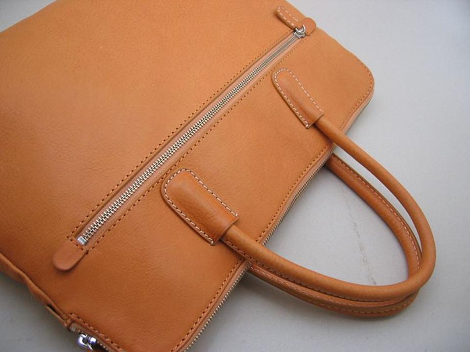 Túi da Vachetta handmade được thiết kế riêng theo yêu cầu