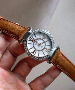 Dây đồng hồ da dê thủ công mềm mại